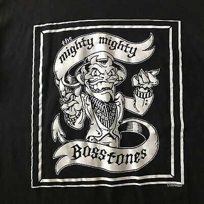 Vintage 1997 Mighty Mighty Bosstones Lets Face It U.s. Tour Shirt Ska Punk