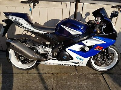 2005 GSXR 1000 K5, standard. excellent condition and a good service history.