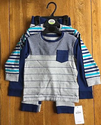 BNWT Boys 2 Pack Of Pyjamas - Age 2-3 Years - From Marks & Spencer