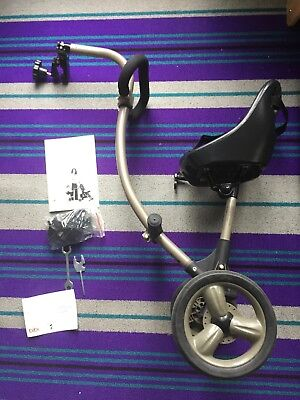 BIBI SWISS STROLLI RIDER COMFORT used condition is Fair but working condition