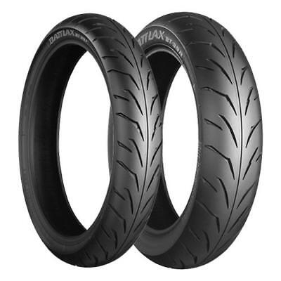 Bridgestone Battlax BT39 Tyres 140/70-17 AND 110/70-17 Front and Rear Motorcycle