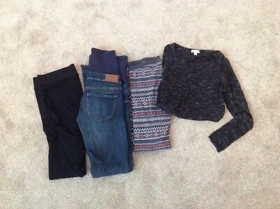Mixed Maternity lot xs/4 (H&M, Liz Lange & Old Navy)