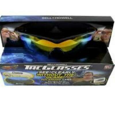 Tac Glasses 2 Pairs -As Seen On Tv- Original Bell & Howell -Free Delivery
