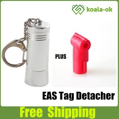 5000GS Mini Magnet Eas Tag Remover Magnetic Bullet Security Tag Detacher WB