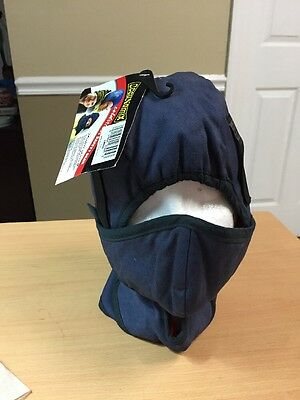 Occunomix LM660 Premium Mid-length Twill W/Mouthpiece Navy
