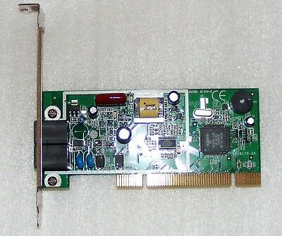 netcomm in5920_1 56k v.92 pci modem