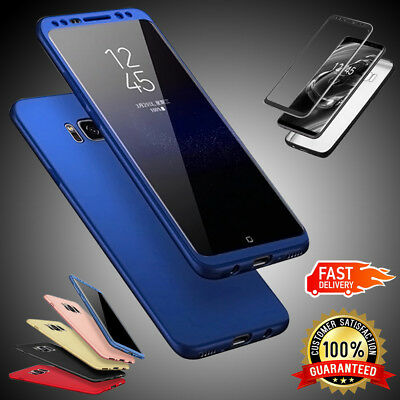 Luxury Ultra Slim Shockproof Bumper Case Cover for Samsung Galaxy S8 Plus S7edge