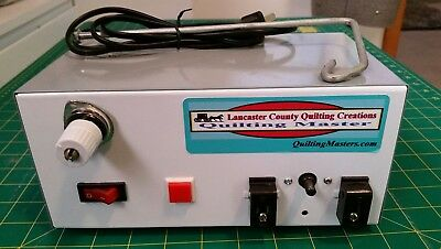 Quilting Master - Industrial Bobbin Winder - Lancaster County Quilting Creations