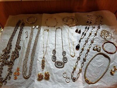 Huge Lot Of Vtg-Now Jewelry #39