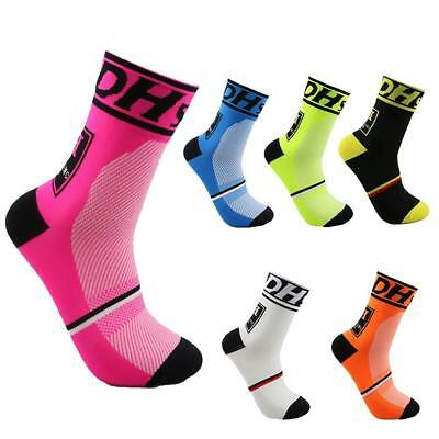 New Riding Cycling Sport Socks Men Women Breathable Bicycle Footwear Outd pro