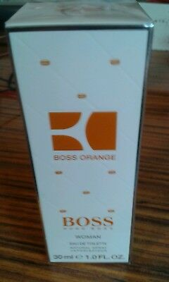 Hugo Boss Orange Woman Eau De Toilette 30 Ml Spray  In Folie Eingeschweißt