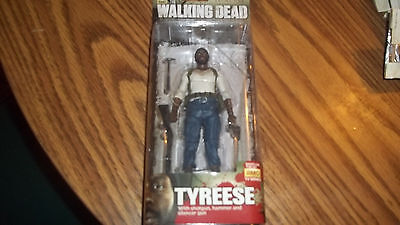 "Mcfarlane Toys The Walking Dead 5 TV AMC Tyreese 5"" Figure Authentic"