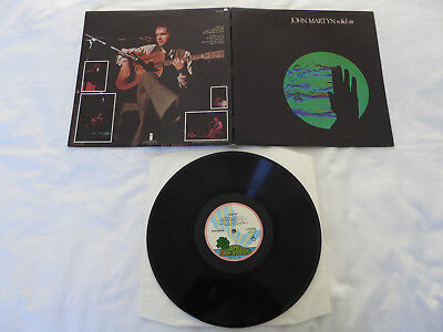 John Martyn - Solid Air UK 1973 LP Island ILPS 9226 lovely 1st press Ex/Ex copy!