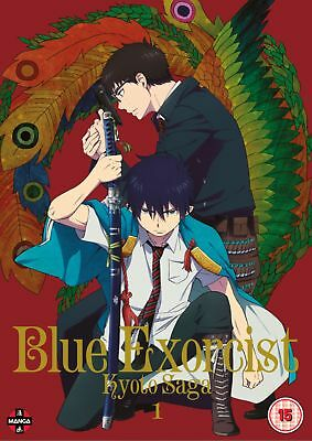 Blue Exorcist: Season 2 - Kyoto Saga Volume 1 [DVD]