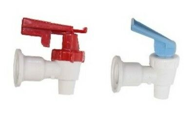 Sunbeam Water Cooler Spigot with Red Child Safety 2 Pack
