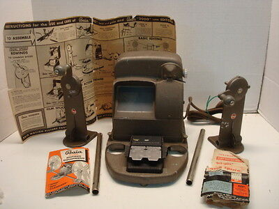 VINTAGE - BAIA 800 – 8mm MOVIE / FILM ACTION EDITOR – SPLICER