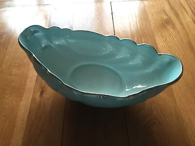 Maling Blue Lustre Large Bowl