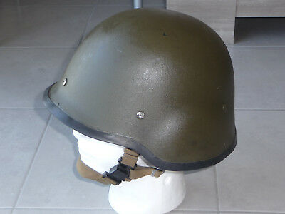 Slovak Army Armed Forces Kevlar Helmet / Casque