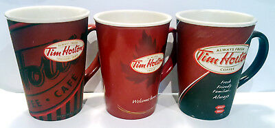 Tim Hortons Coffee Mug Limited Edition 2008-2012