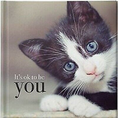 It's ok to be you - Affirmation Book