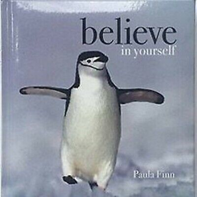 Believe in yourself - Affirmation Book