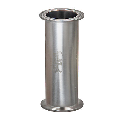 "3"" X 6"" Sanitary Spool - Tri Clamp Clover Stainless Steel"