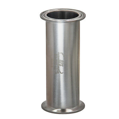 "HFS(R) 3"" X 6"" Sanitary Spool - Tri Clamp Clover Stainless Steel"