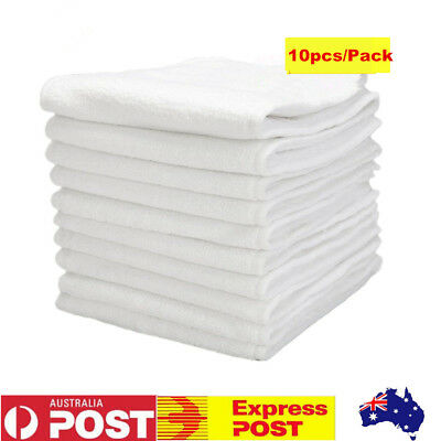 10 x Reusable 3-Layer Inserts Microfiber Cloth Liner for Baby Modern Cloth Nappy