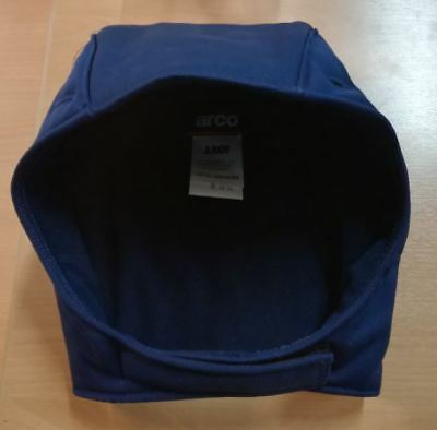 Arco Cold Store Helmet Liner Navy One Size
