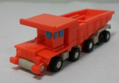 Hasbro 1990 Transformers G1 Micromasters Constructor Squad Sledge & Hammer Robot
