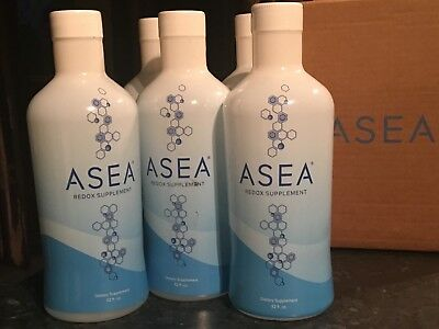1x32-oz-ASEA-REDOX-WATER-Factory-Sealed- Expiry 7/2018