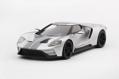 ts0011 FORD GT-Chicago Auto Show 2015-ARGENTO 1 of 999-topspeed 1:18