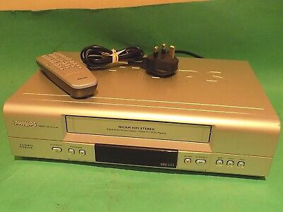 philips vhs vcr player recorder model vr110 20 13 picclick uk rh picclick co uk Philips Universal Remote Code Manual philips vr 540 service manual