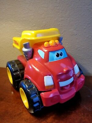 Hasbro Tonka Chuck And Friends Battery Operated The Talking Rumblin Dump Truck