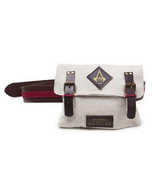 Assassin's Creed Belt With Satchel Multicolor