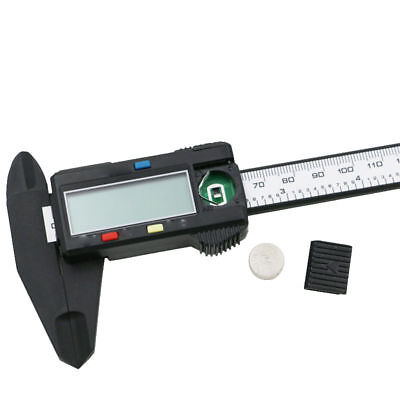 Plastic 150MM 6inch LCD Digital Electronic Vernier Caliper Gauge Micrometer POP