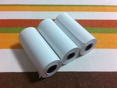 8PCS Printer Roll Paper for LAUNCH X431 GX3 MASTER IV scanner for Mini Printer