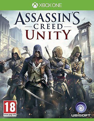 Assassin's Creed Unity XBOX Game CD KEY - INSTANT DELIVERY 24/7