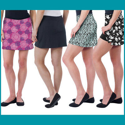 [NO TAX] Tranquility by Colorado Clothing Company Women Skort, 4 colors S-XXL