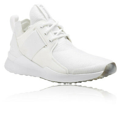 24466bc9508 Reebok Womens Guresu 1.0 Studio Shoes White Gym Breathable Lightweight  Trainers