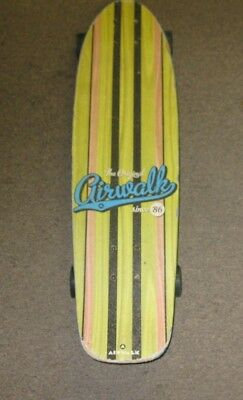 THE ORIGINAL AIRWALK Since 1986 Skateboard 28 inch