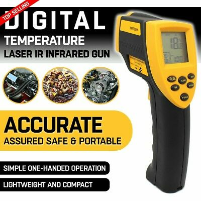 UK Seller. Infrared thermometer temperature gun with laser FREE SHIPPING.