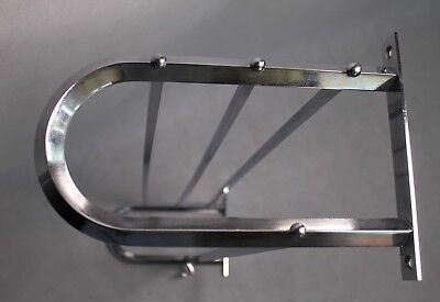 92 cm - Original ART DECO Wandgarderobe - BAUHAUS - Garderobe - Coat Rack