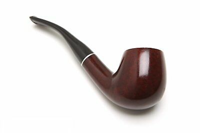New Durable Wood-Texture Smoking Pipe Tobacco Cigarettes Cigar Pipes US Seller