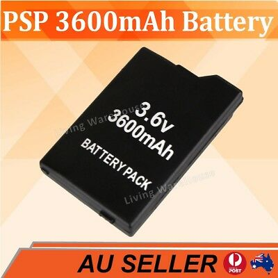 3600mAh Replacement Rechargeable Battery for Sony PSP SLIM 2000/3000 Console