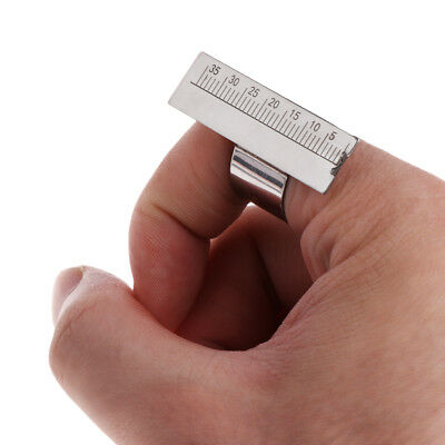 Endo Gauge Finger Ruler Span Measure Scale Endodontic Dental Instruments Ring