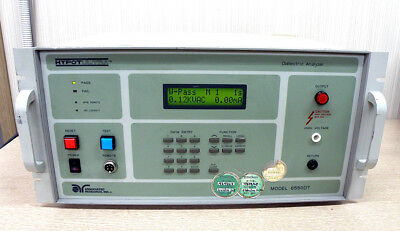Associated Research 6550DT Dielectric Analyzer [#B1]