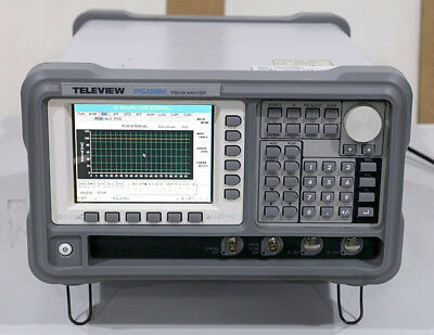 Teleview TPG430BM Stream Analyzer [#B1]