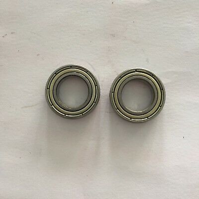 2pcs 6900 6901 6902 6904 6905 6906 6907 6908 6910ZZ Deep Groove Ball Bearing