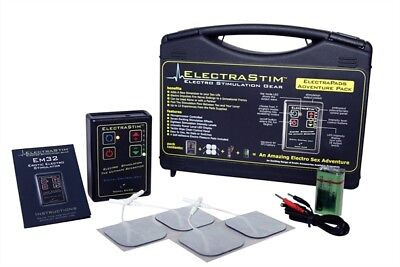 ElectraStim Electro Adventure Pack Reizstrom Thearpie Stimulation Massage *